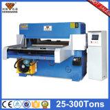 Hydraulic Cardboard Packaging with Plastic Window Press Cutting Machine (HG-B80T)
