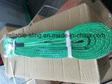 2ton Flat Eye Polyester Webbing Sling