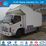 Mobile Courtroom Vehicle, Caravan, Touring Car, Recreational Vehicle