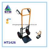 Ht1426 High Quality Garden Tool Hand Trolley
