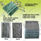 Ly 4-Ply Active Carbon Face Mask (LY-FMAC)