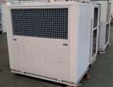 Air Cooling-Flooded Type Scroll Style Chiller