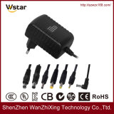 12V Battery Charger AC DC Power Adapter for CCTV Camera