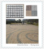Chinese Granite Cobble/ Paving Stone for out Garden and Road