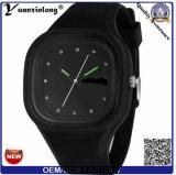 Yxl-992 Wholesale Geneva Silicone Watch Men Women Students Fashion Dress Quartz Wrist Jelly Watch