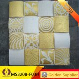 Tile, Mosaic, Stone Mosaic (MS3208-F03H)