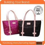Promotional Lady Fashion Black Leisure Tote Bag