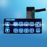 LED Lights Manufacturer Membrane Switch Keypad