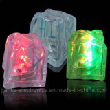 Christmas Decoration LED Blinking Ice Cubes with Logo Print (3188)