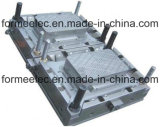 Plastic Injection Mould Crate Mold Design Manufacture for Turnover Box