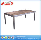 Excellent Polished 304 Stainless Steel Table