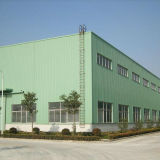 China Construction Steel Structure Warehouse/Workshop (wz-0101)