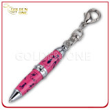Promotional Printed Twist Gift Pen with Shiny Crystal