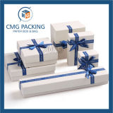 Combination Jewelry Box with Silk Ribbon (CMG-MAR-002)