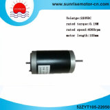 52zyt105-22050 220V 0.1nm 4000rpm Brush Motor/DC Motor