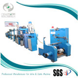 Single Screw Power Cable Chemical Foaming Extruder Machine