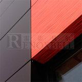Contemporary Style Aluminum Metal Facade Cladding
