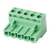 UL cUL VDE Approved Plug-in Terminal Block (WJ2EDGK-5.0/5.08/7.5/7.62mm)