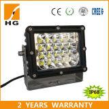 8inch LED Work Light 100W Offroad Trailer LED Work Light