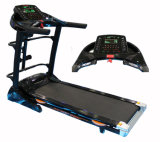 4.0HP with MP3, USB, SD Cards Input Motorized Treadmill