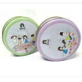 Fancy Round Tin Box Candy Packaging