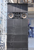 Das Aero 50 Style Double 15 Inch Line Array with Neodymium