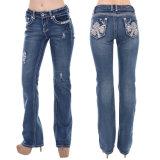 Women Leisure Skinny Slim Fit Denim Fashion Jeans