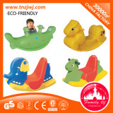 Kids Outdoor Playground Rocking Horse Spring Rider Toys