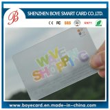 Hot Sale Transparent PVC Card