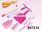 Popular Plastic Kids Little Helper Toy Pink Tool Set (897214)