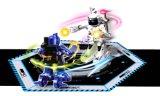 045320-2.4G RC Mini Battle Robot