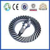 Crown Wheel and Pinion Gear Used in Auto Axle