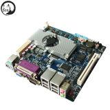 New Intel Mini Itx Motherboard with Intel Atom D2550 CPU with 8*USB/2* RJ45 Port/6*COM/1*Lpt