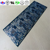 Multilayer Rigid Fr4 Blue Soldermask PCB Circuit Board