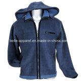 Outdoor Winter Softshell Polar Fleece Jacket for Men