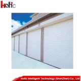 Automatic Color Steel Polyurethane Roller Shutter Door Roll up