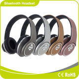 Noise Cancelling Stereo Mobile Bluetooth Handsfree Headset with Retractable FM