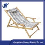 L111 Folding Beach Deck Chair with Armrest