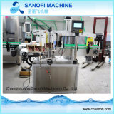 Automatic Round Bottle Tag Sticker Labeling Machine