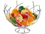 Home Storage Baskets Antique Fruit Bowl Stainless Steel Fruit Basket