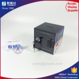 Custom Design Acrylic Donation Box with Lock