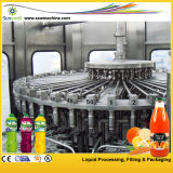 Food Beverage Industrial High Speed Bottles Filling Capping Machine