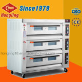 High Capacity Baking Equipment Commercial Gas Oven for Sales