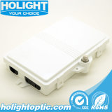 2 Ports Outdoor Optical Fiber Termination Box for FTTH