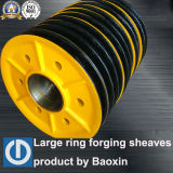 Ring Forged Sheaves for Gantry Crane of Hoisting Equipments