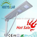 Hot Sale All in One Solar LED Street Light 25W