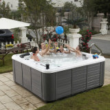 New Design Balboa System Outdoor Massage Jacuzzier Whirlpool, Swim SPA with Hydro Hot SPA (SR869)