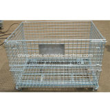 Stackable Foldable Steel Storage Cage (1200*1000*890)