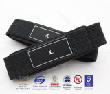 Lifting Straps - Weight Lifting Wrist with 5mm Padded Neoprene for Power Dead Lift Crossfit Bodybuilding Grip Strength Non-Slip Material