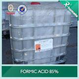 85% Purity Formic Acid Liquid in 1200 Kg IBC Drum